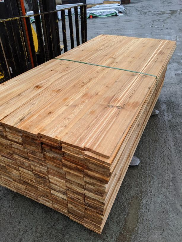 [On Sale] Cedar S1S 1x6 Seconds