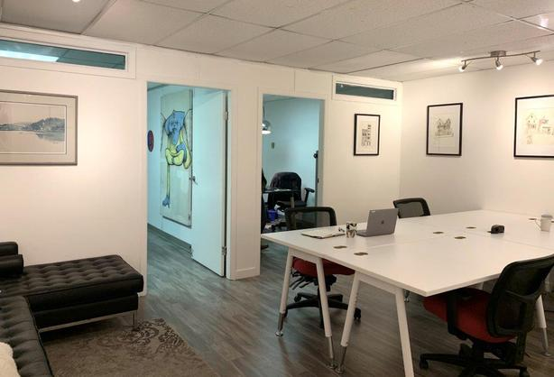 Art + Coworking / Co-Working Space - Dedicated Desks and Open Desks