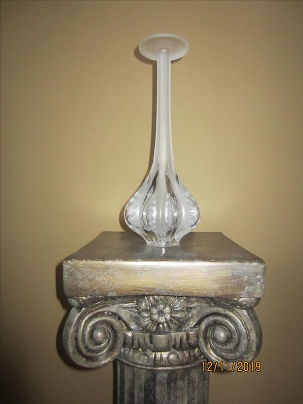 Vase - Lalique Style