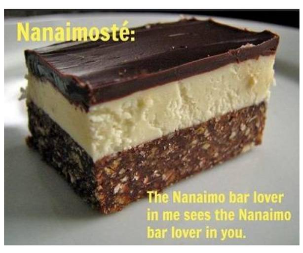 Nanaimo Bar Master