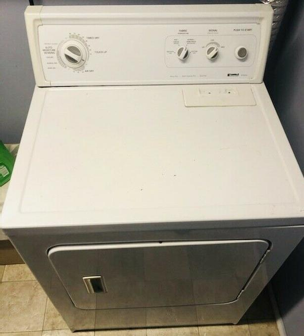 Heavy Duty Kenmore Dryer