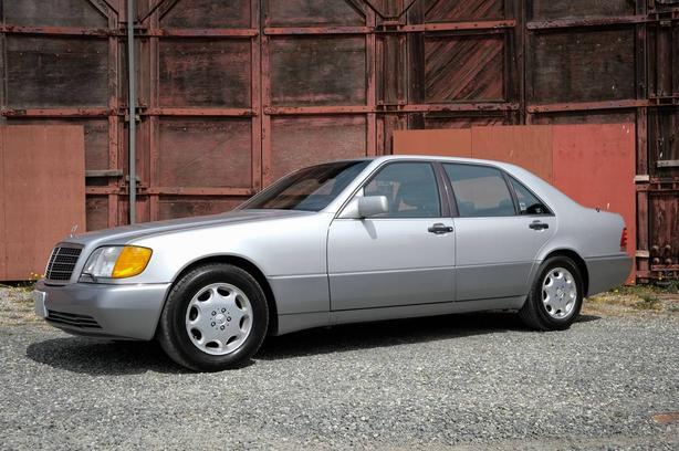1992 Mercedes Benz 500SEL