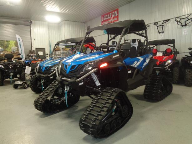 2019 ZFORCE 800 LX WINTER EDITON. SNOW TRAX INCLUDED IN PRICE!