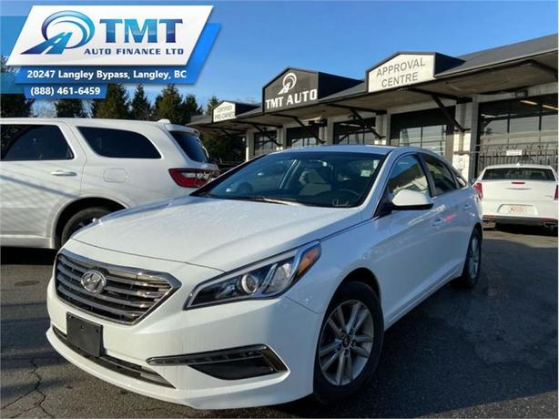 2016 Hyundai Sonata GL  - Bluetooth -  Heated Seats - $121 B/W
