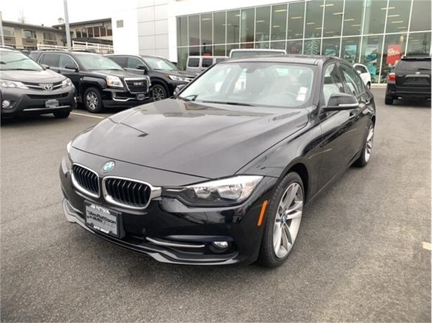 2016 BMW 320i i xDrive AWD No Accidents Local B.C.