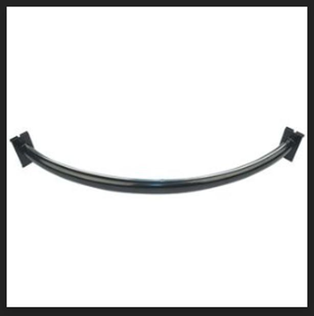 Black Gridwall Hang Bars