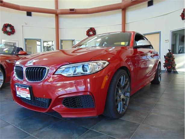 2015 BMW M2 35i Coupe xDrive AWD M-package