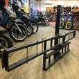 Power Fist motorcycle carrier