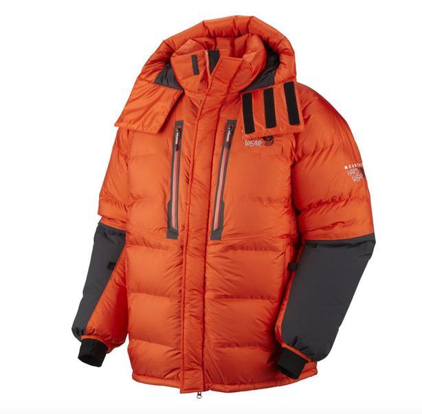 OBO  Mountain Hardwear Men's Absolute Zero Parka  XL