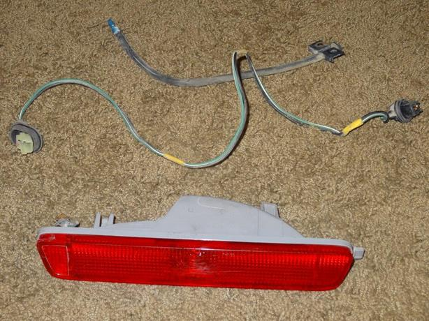 Honda Odyssey Third Brake Light