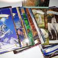 Magical Unicorn Oracle Cards A 44 Card Deck and Guidebook Doreen Virtue, PH. D.