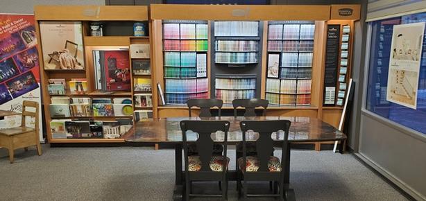 Benjamin Moore Paint Store