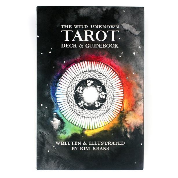 Wild Unknown Tarot deck - new
