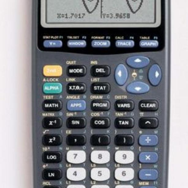 TI 83 PLUS Calculator - Why pay for new?