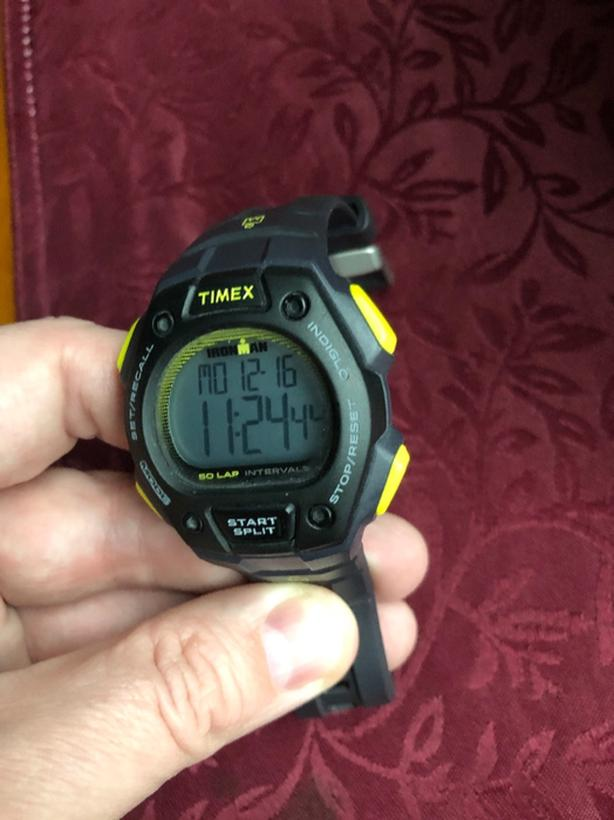 Watch, timer ironman