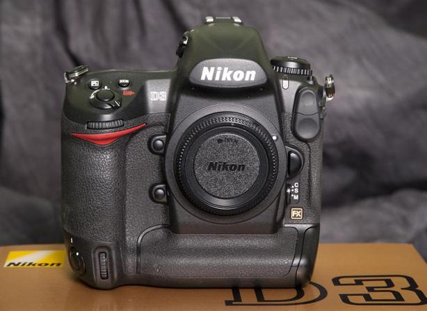 Nikon D3 12.1 MP Digital SLR Camera - USED