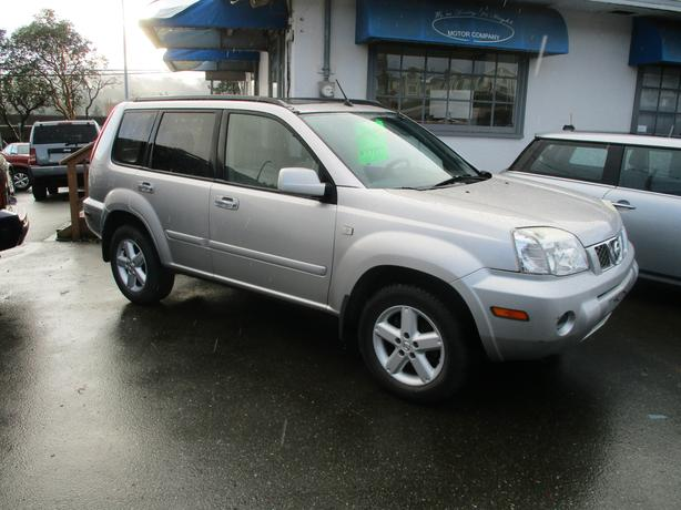 2006 nissan xtrail 4wd xe - 124 kms