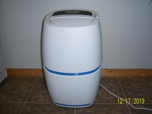 20 litre dehumidifier