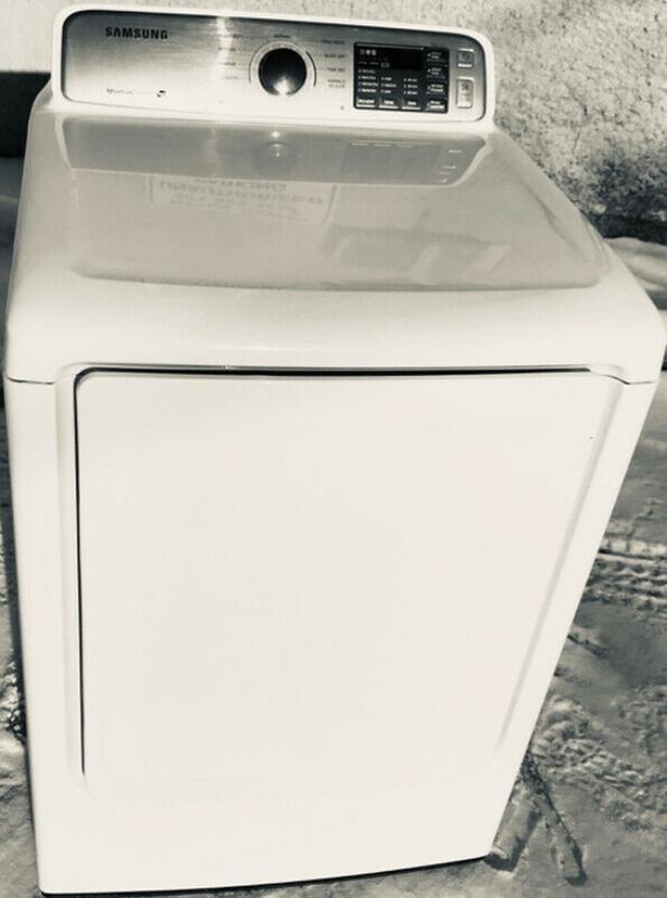 Samsung Large Capacity Dryer