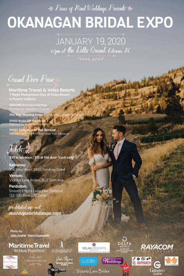 Okanagan Bridal Expo 2020