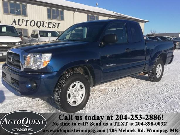2006 Toyota Tacoma 2WD Extended Cab, 2.7L, 4 Cyl