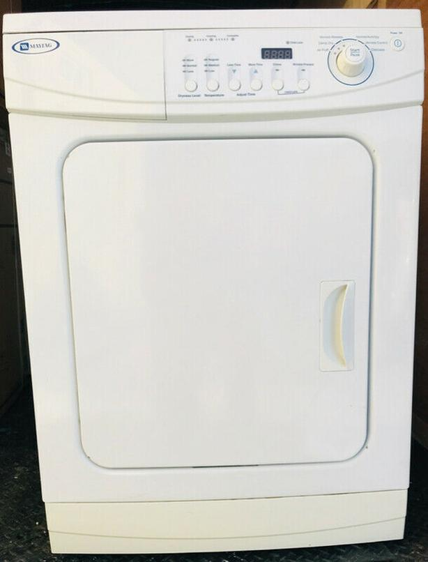 Newer Maytag Apartment Size Dryer
