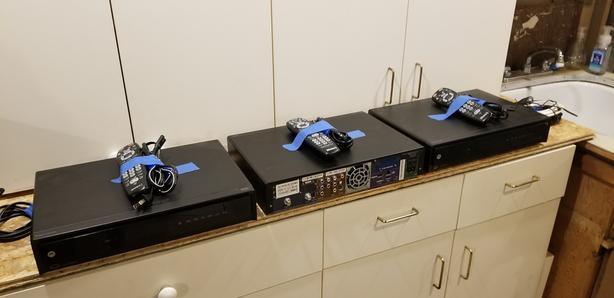 Motorola HD Dual Tuner DVR