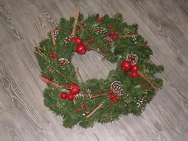 Christmas-wreath indoor or outdoor