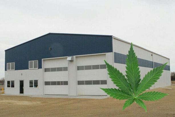 Cannabis Mico-Cultivation & Processing Business