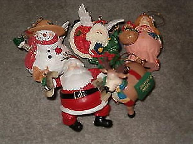 Christmas tree Decoration ornaments