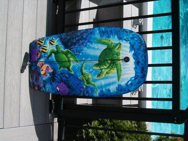 buggy boards with ankle tie ,