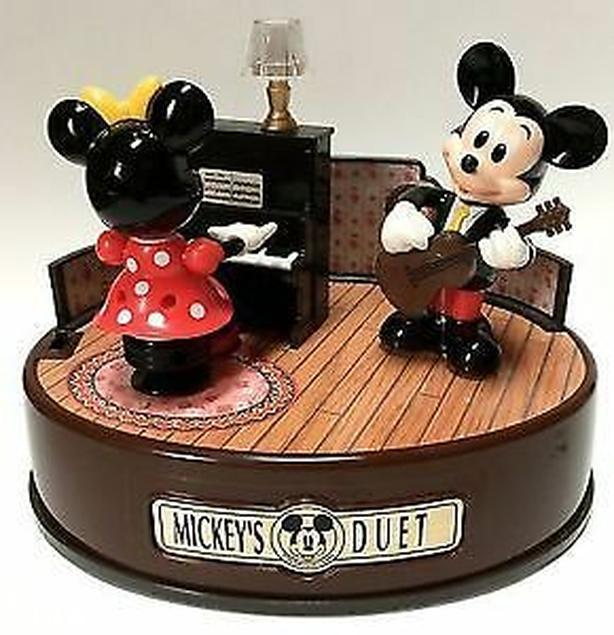 Disney mickey mouse dust sound activated,