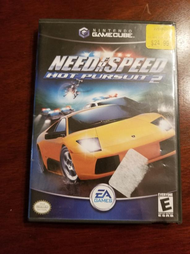 Need For Speed Hot Pursuit 2 Gamecube Saanich Victoria Mobile