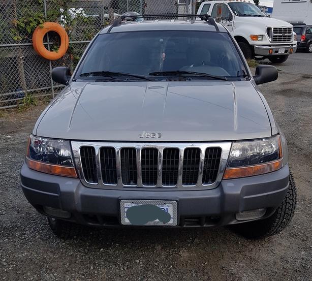 2001 Jeep Grand Cherokee Loredo