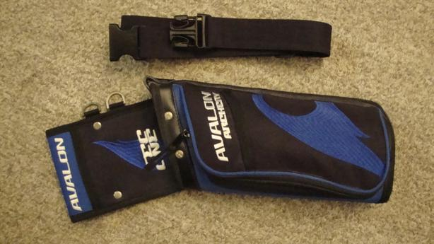 Avalon Quiver and Release Pouch