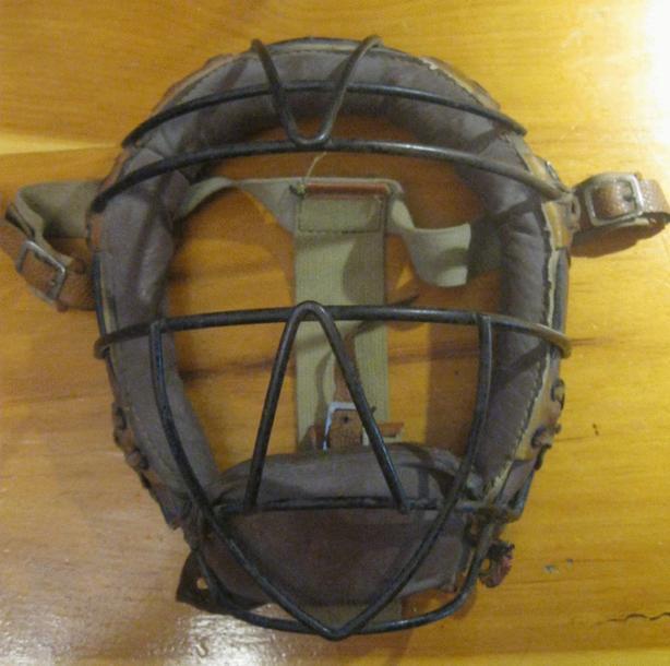 2 - 1930's Baseball Masks