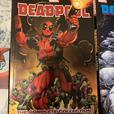 Deadpool Comic Lot