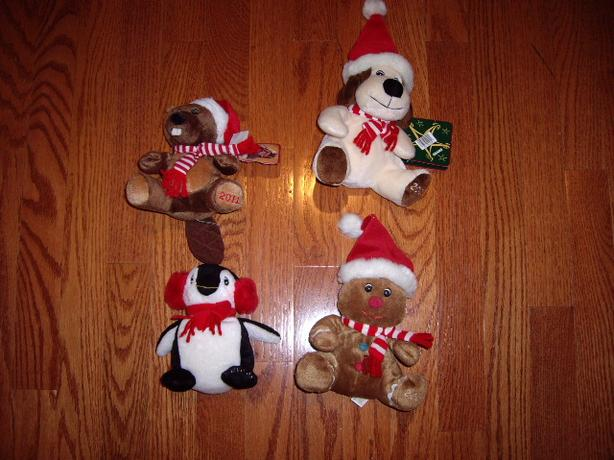 SEARS STUFFED ANIMALS COLLECTRIBLES