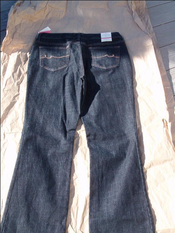 women blue jeans