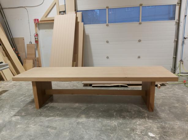 Made to order  High-End dining or board room tables
