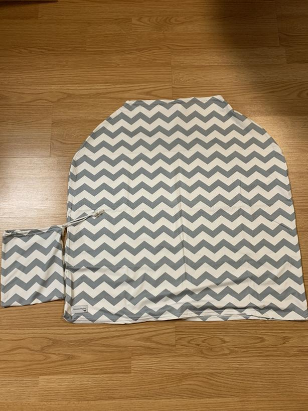 NEW Baby Car Seat Canopy/Nursing Cover