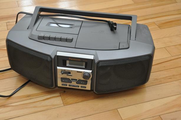 Panasonic RX-DS5 Stereo