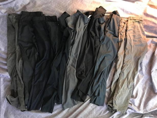 Dress Pants 32-34 waist