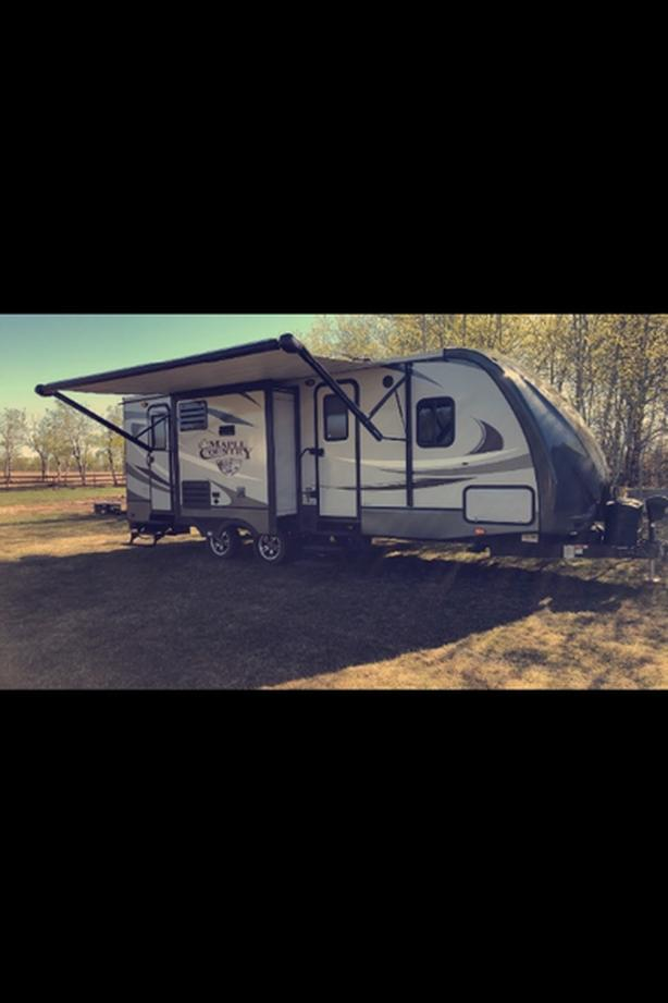 2015 Maple Country trailer