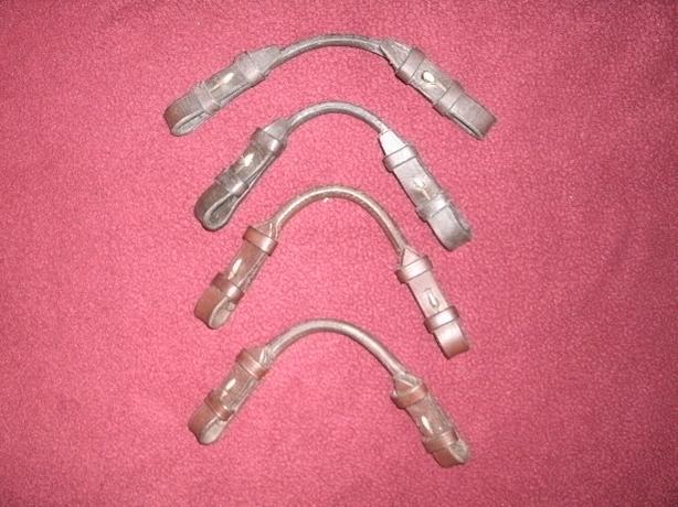 Converter Bit Straps, Round Lip Straps, Curb Chains & Hooks