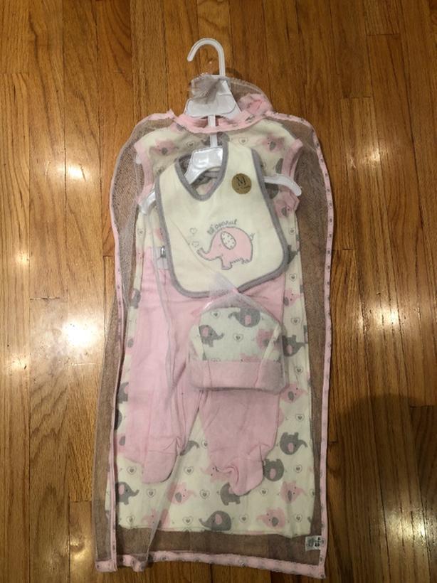 Infant sleeper set