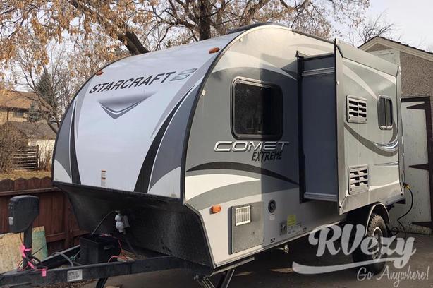 Xtreme comet  (Rent  RVs, Motorhomes, Trailers & Camper vans)