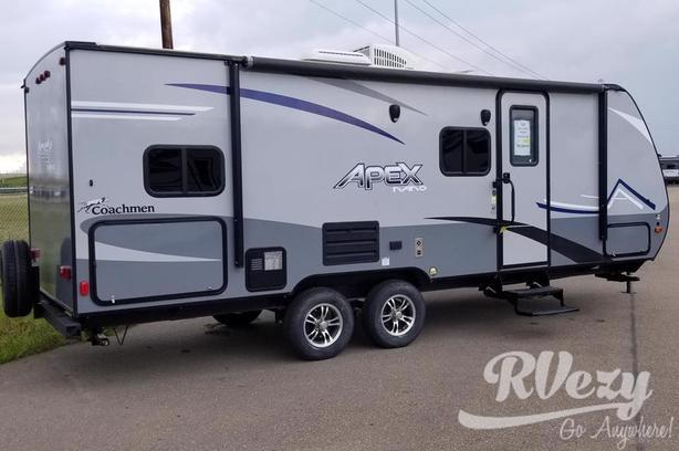 208BHS (Rent  RVs, Motorhomes, Trailers & Camper vans)