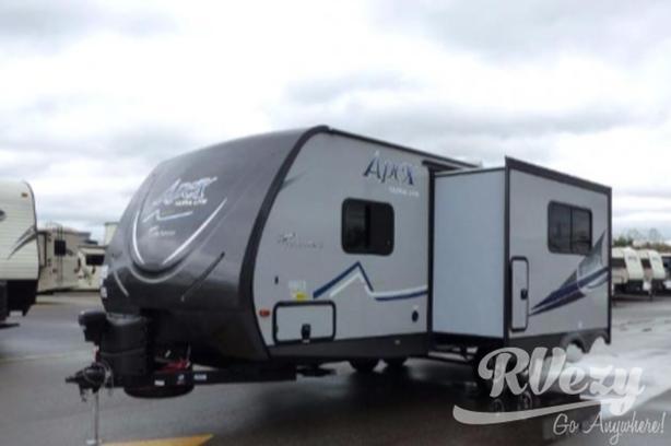 Apex 259BHSS (Rent  RVs, Motorhomes, Trailers & Camper vans)