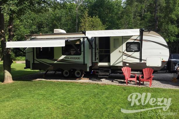 Wildwood 27reis (Rent  RVs, Motorhomes, Trailers & Camper vans)